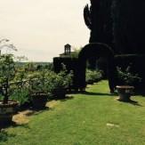 tuscan castle symbolic ceremony