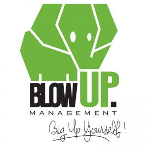 Blow-Up-Management-Website-casting-agency-London-logo