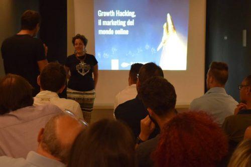 Startup Marketing Alessia Camera Presentazione Vicenza