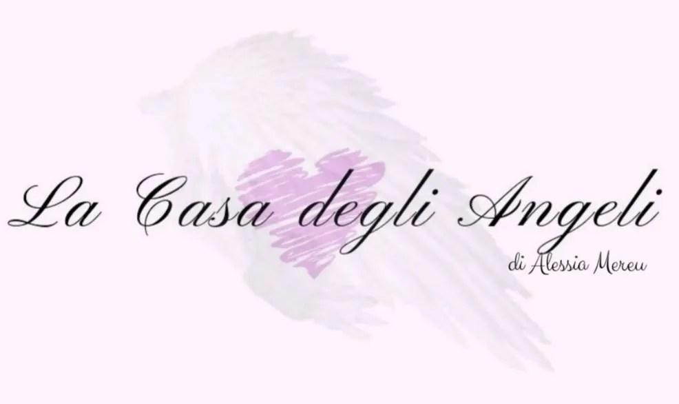 La Casa degli Angeli di Alessia Mereu Logo