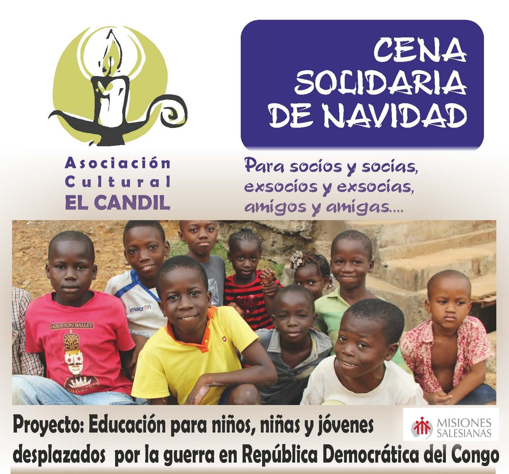 Cena Solidaria De A.C. El Candil