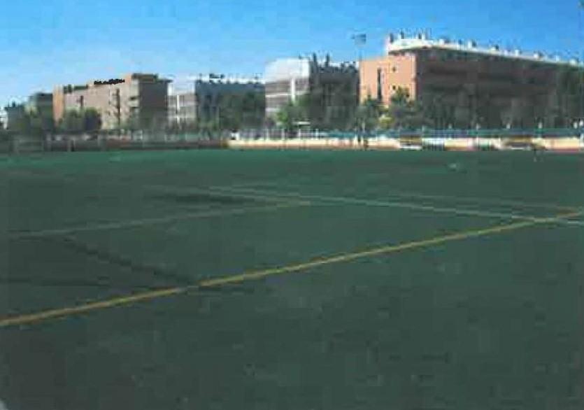 El Complejo Deportivo Don Bosco