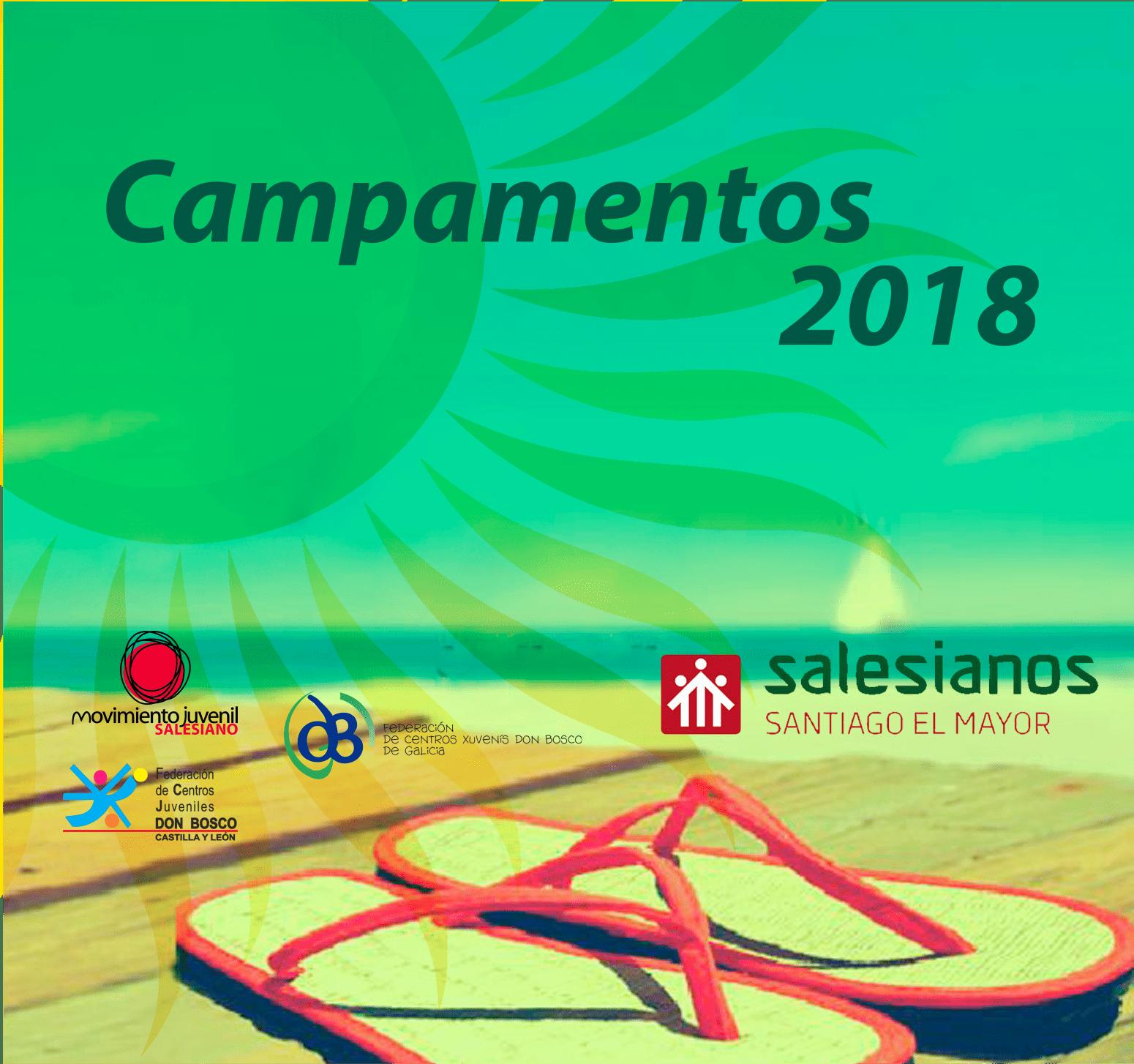 Campamentos Y Cursillos Verano 2018 (Preinscripción)