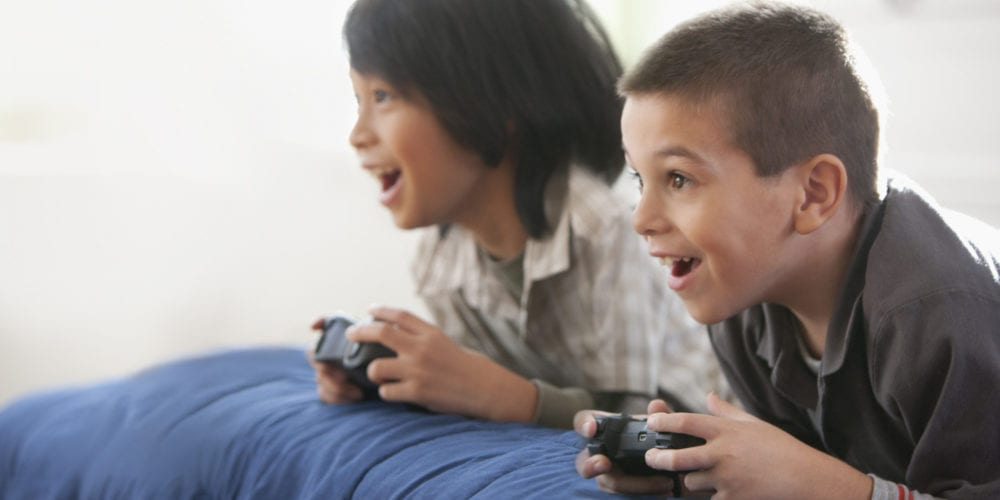 Video games – how long is okay for my child to play?