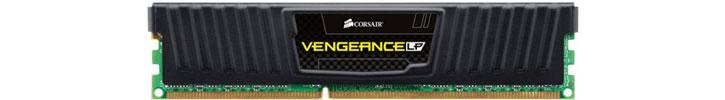 Ein Corsair DDR4 Speicherriegel der Vengeance Serie.