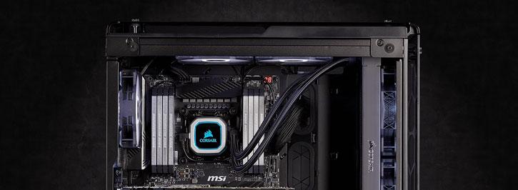PC mit Corsair Komponenten