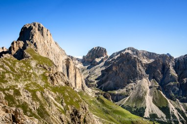 Vajolet Valley -- Passo Coronelle, Rosengarten, South Tyrol, Italy
