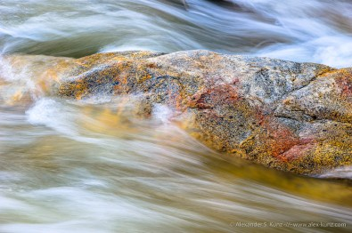 Rushing -- Cleveland National Forest, near Santa Ysabel, California, USA