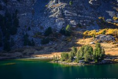 Long Lake -- Little Lakes Valley, Tom's Place, California, United States