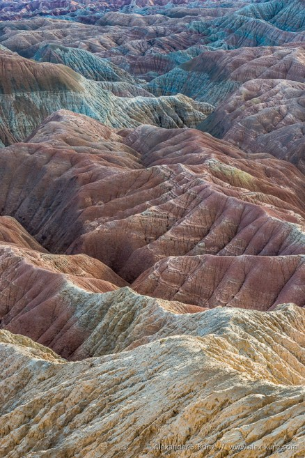 Borrego Badlands 16430 -- Vista Del Malpais, Borrego Springs, California, United States
