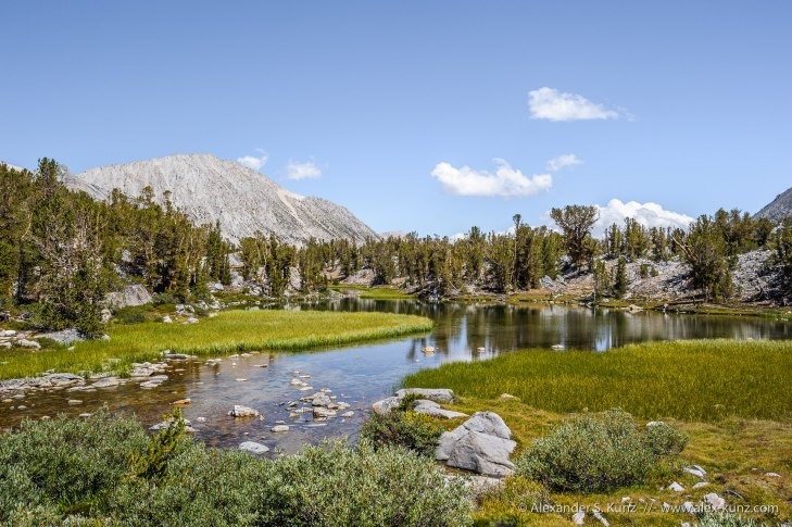 Gem Lake -- Little Lakes Valley, Tom's Place, California, United States