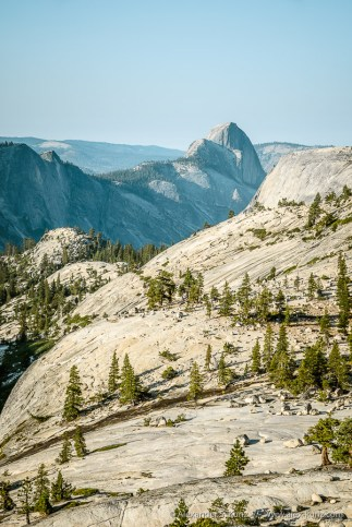 Half Dome View 1 -- Olmsted Point, Yosemite NP, California, United States