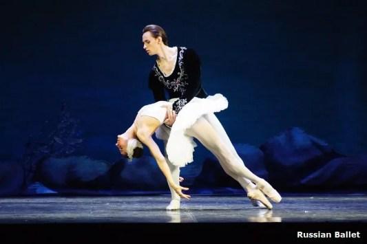 Schwanensee - Russian Ballet Ensemble