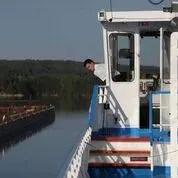 besuchen Sie den Captain auf der Brücke