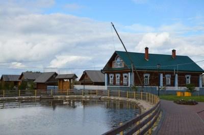 tatarisches Dorf