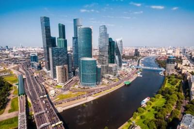<em>Moskau City</em>