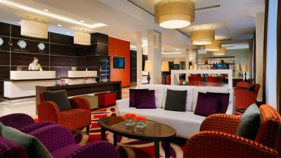 Courtyard by Marriott Puschkin