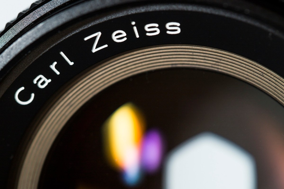 Zeiss Contax Planar 1.4/50