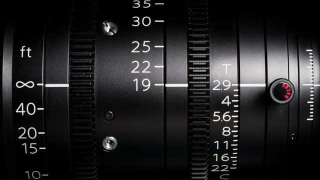 Fujinon ZK4.7x19 19-90mm T2.9 'Cabrio' Cinema Zoom