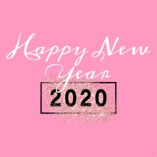 Confidence, new year, 2020