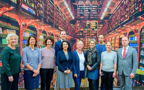Project group Historical Book Collection