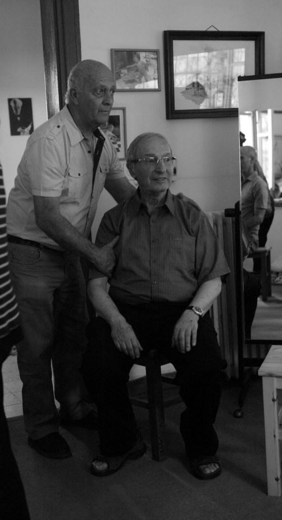 Shmuel and Meir