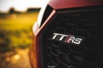 Audi TT RS Catalunyarot