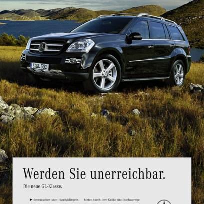 Mercedes Benz GL-Klasse A4