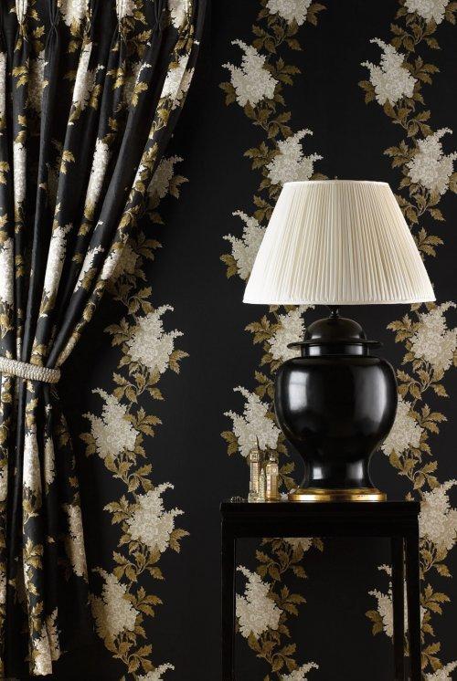 Buy Nina Campbell Giverny Lomasi Fabric Online Alexander InteriorsDesigner Fabric Wallpaper