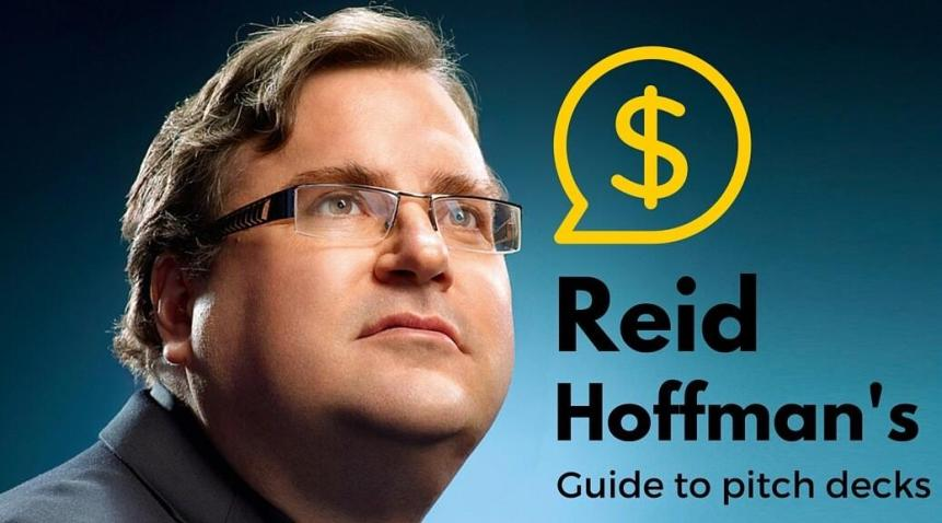 Reid Hoffman's private startup pitching guide