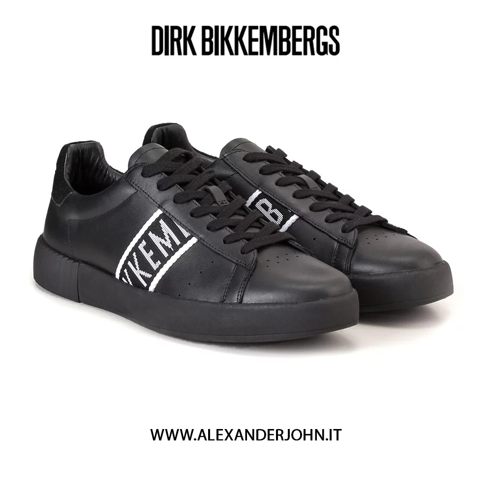 Pelle 0kopnw Verde Bianco Sneakers Cosmos Bikkembergs E 3LRAj54q
