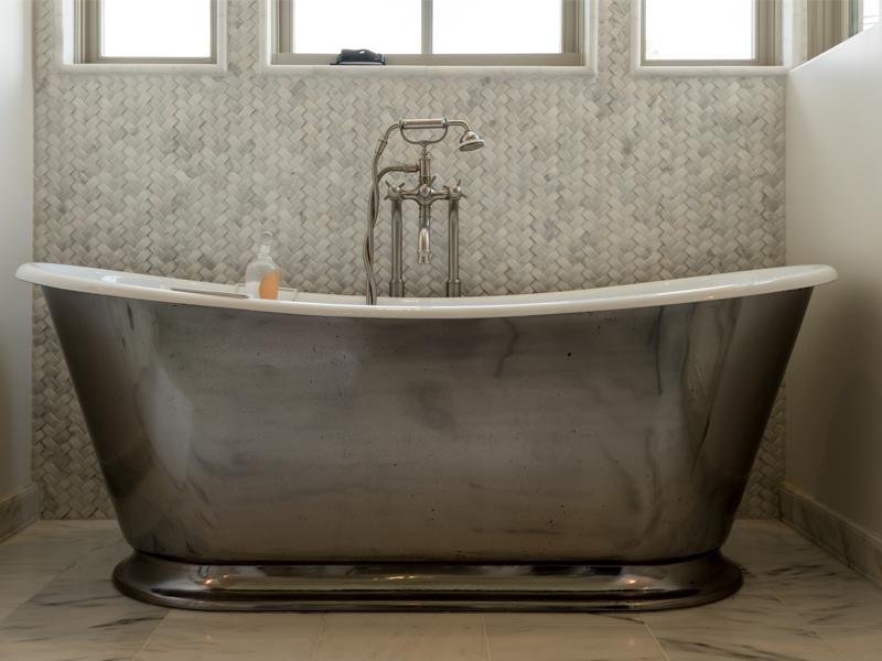 Waterworks Margaux Freestanding Cast Iron Bathtub