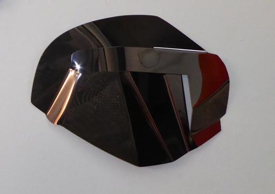 Axel Anklam, Level (Serie Clime, Schwarz), 2018