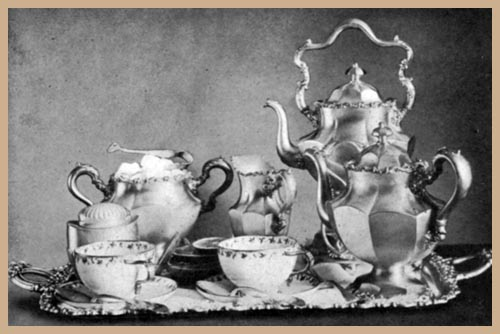 Afternoon Tea Guide For Edwardian Servants