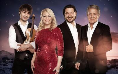 """Alexander on tour with the Christmas-Concert """"Stille Natt Hellige Natt"""" 2017"""