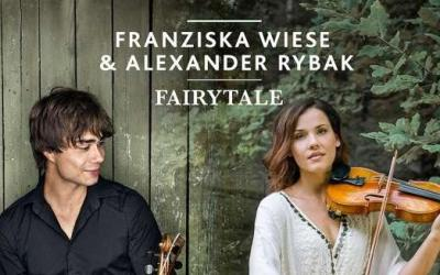 Franziska Wiese and the Norwegian ESC-winner Alexander Rybak, release singles together