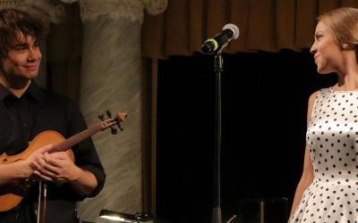 Alexander Rybak & The Janáček Philharmonic Orchestra. Concert in Plzen 5.10.17. Photos/Videos