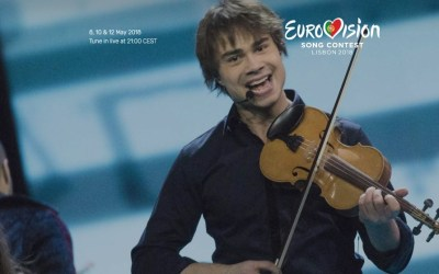 Eurovision.tv: Norway, that's how to write a song – Rybak returns!