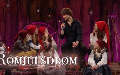 """New Video.  Norwegian Christmas song: """"Romjulsdrøm"""""""
