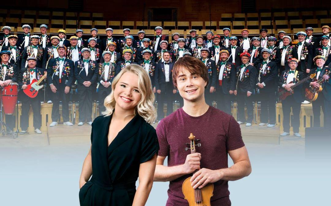 "Alexander Rybak & Lisa Børud will perform at ""Syng med Oss 2019"""
