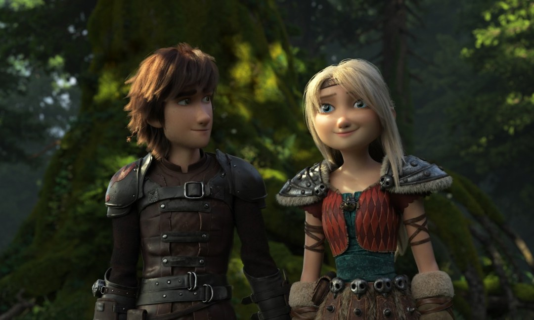"NRK.P3.no: ""How to Train Your Dragon 3 – Entertaining Dragon-Refill"""