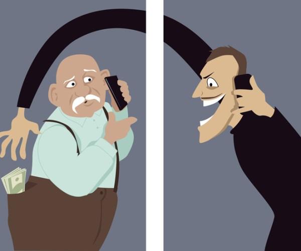 Телефонные мошенники, угрожая полицией, обманули моего клиента на $1,500. Будьте бдительны!