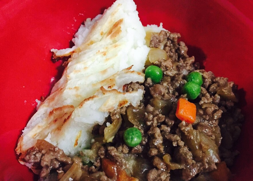 Traditional Shepard's Pie from Alexandersmom.com