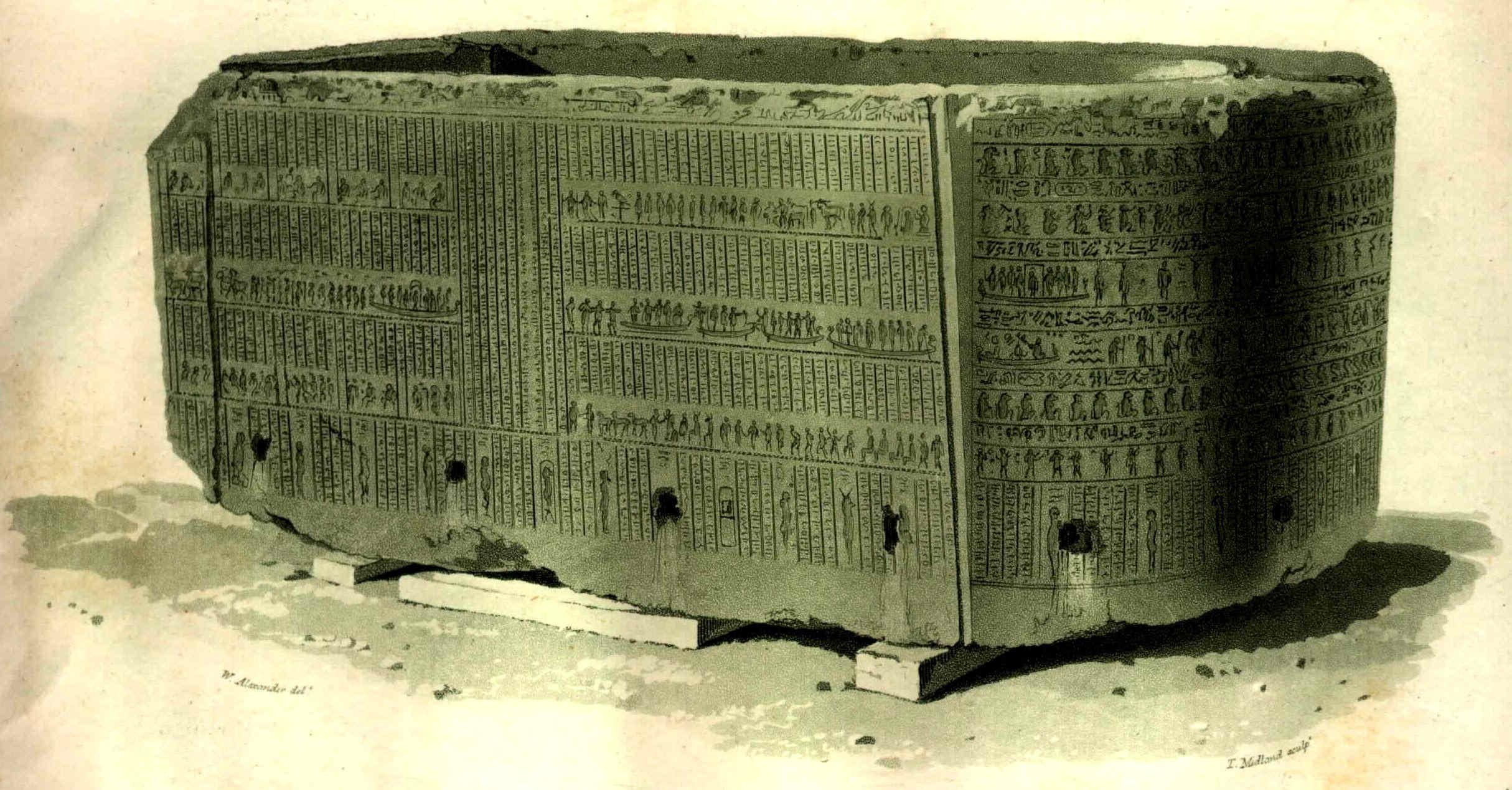 Alexander S Tomb
