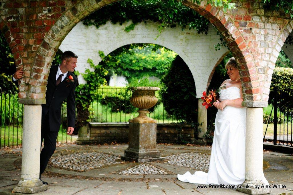 Wedding Photography at Ghyl Manor Hotel in Rusper near Horsham