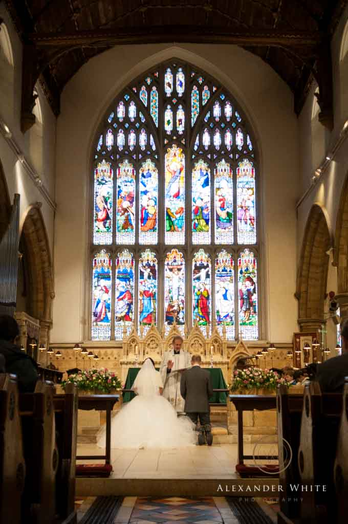 Wedding photographer in West Sussex Horsham StMarys Church by Alexander White Phototgraphy (8)