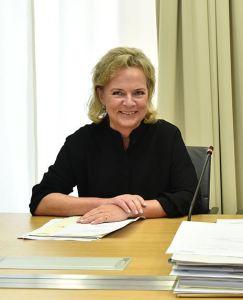 Alexandra Hiersemann im Petitionsausschuss