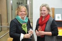 Frauentag 2015: mit Dr. Anne Kathrin Preidel, Präsidentin der evangelisch-lutherischen Landessynode Bayern Foto: Simon Krikava