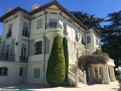 Fabulous belle époque villa for rent in La Californie