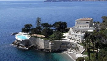 The most expensive houses on the Cote d\'Azur